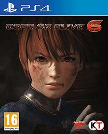 Koei Tecmo - Dead or Alive 6 /PS4 (1 GAMES)
