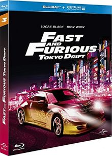Fast and furious : tokyo drift [Blu-ray] [FR Import]