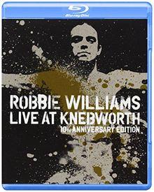Robbie Williams - Live at Knebworth/10th Anniversary Edition [Blu-ray]