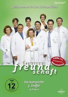 In aller Freundschaft - Die komplette 3. Staffel [5 DVDs]