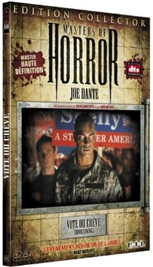 Masters of horror : Vote ou crève [FR Import]
