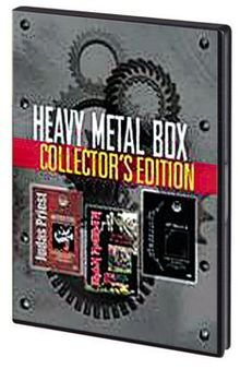 Various Artists - Heavy Metal Box (Collector's Edition) [3 DVDs]