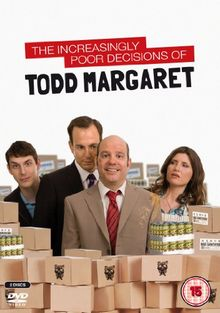 The Increasingly Poor Decisions of Todd Margaret [2 DVDs] [UK Import]