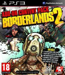 Borderlands 2 - Add-On Doublepack (DLC 1 & 2) [PEGI]