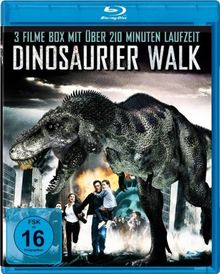 Dinosaurier Walk : Dinosaurier - 100 Million BC - The Land That Time Forgot [Blu-ray]