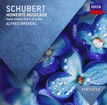 Schubert: Moments Musicaux, Klaviersonate D. 960