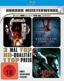 Horror Meisterwerke (3 Filme) [Blu-ray]