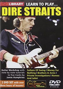 Lick Library: Learn To Play Dire Straits [UK Import]