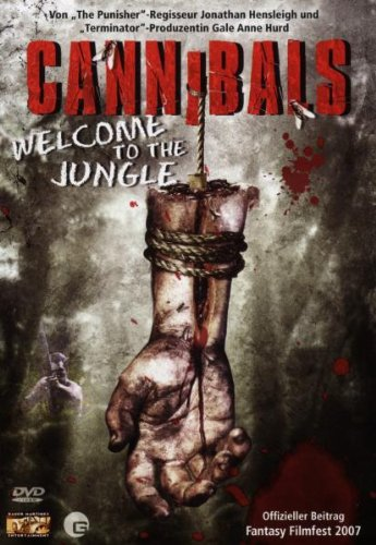 cannibals welcome to the jungle