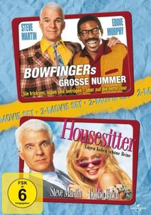 Bowfingers große Nummer / Housesitter (2 DVDs)