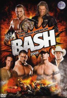 WWE - Great American Bash 2008