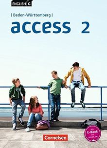 English G Access - Baden-Württemberg / Band 2: 6. Schuljahr - Schülerbuch: Festeinband