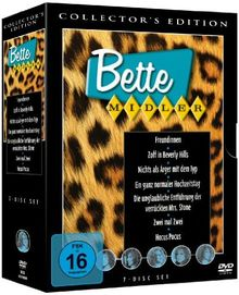 Bette Midler Collection [Collector's Edition] [7 DVDs]
