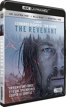 The Revenant [4K Ultra HD + Blu-ray + Digital HD]