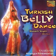 Turkish Bellydance-Desert Night Dance