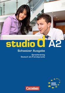 A2: Gesamtband - Sprachtraining mit eingelegten Lösungen