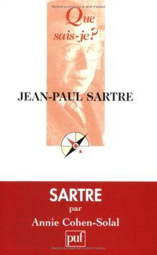 Jean-Paul Sartre / Que sais-je?