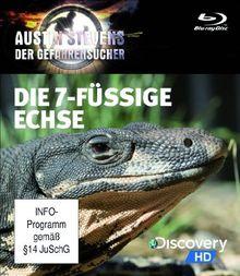 Die 7-füßige Echse (Discovery HD) [Blu-ray]