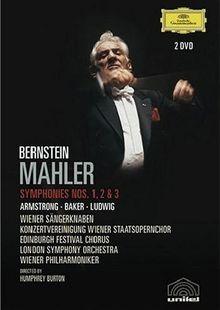 Mahler, Gustav - Sinfonie Nr. 1-3 [2 DVDs]