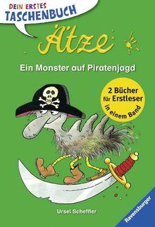 Ätze. Ein Monster auf Piratenjagd