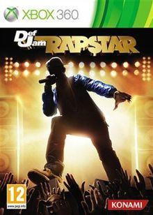 KONAMI Def Jam Rapstar [XBOX360]