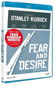 Fear And Desire (Miedo Y Deseo) (1953) (Bonus: Flying Padre + Day Of The Fight + The Seafarers) [Blu-ray] [Spanien Import]