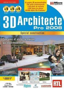 3D Architecte Pro 2008