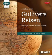 Gullivers Reisen (2 mp3-CDs)