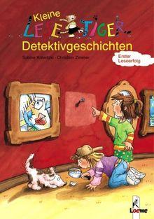 Kleine Lesetiger-Detektivgeschichten / Lesespatz - Vier Spürnasen im Baumhaus (Wendebuch)