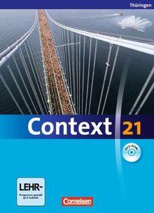 Context 21 - Thüringen: Schülerbuch mit DVD-ROM