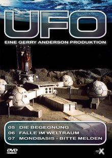 UFO 02, Folgen 05-07