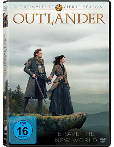Outlander - Die komplette vierte Season [5 DVDs]