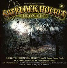 Sherlock Holmes Chronicles 31-Die Gutsherren von Reigate
