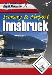 Flight Simulator X - Approaching Innsbruck