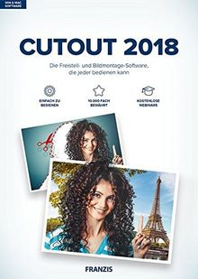FRANZIS CutOut (2018) Software