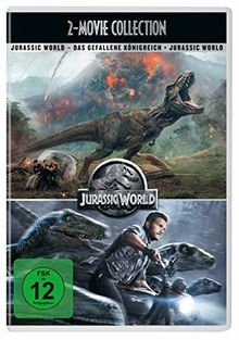 Jurassic World 2-Movie Collection [2 DVDs]
