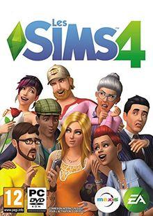 Les Sims 4 PC DVD ROM (FR Version)