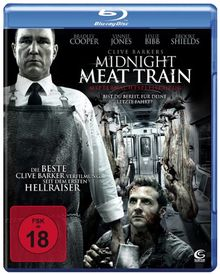 Clive Barkers Midnight Meat Train [Blu-ray]