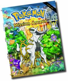 Pokemon Mission Arceus FL (Albums Livres C)
