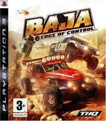 Third Party - Baja : Edge Of Control Occasion [ PS3 ] - 4005209112246