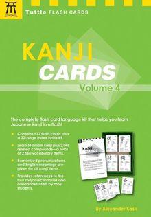Kanji Cards (Tuttle Flash Cards)