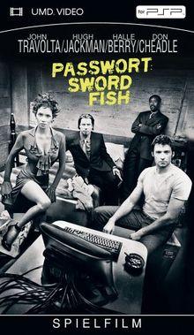 Passwort: Swordfish [UMD Universal Media Disc]