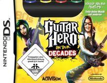 Guitar Hero: On Tour - Decades inkl. Guitar Grip