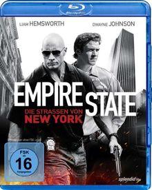 Empire State - Die Strassen von New York [Blu-ray]