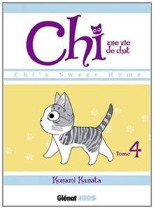 Chi, une vie de chat, Tome 4 :