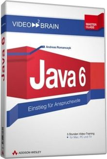 Java 6 - Video-Training (PC+MAC-DVD)