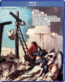 Requiem d-Moll KV 626 (Wolfgang Amadeus Mozart) [Blu-ray]