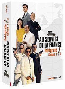 Coffret au service de la France, saisons 1 et 2
