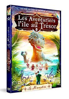 Les aventuriers de l'île au trésor : le monstre