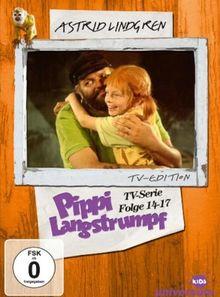 Pippi Langstrumpf - TV-Serie, Folge 14-17